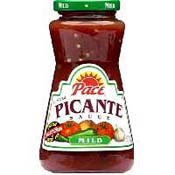 Paces sauce