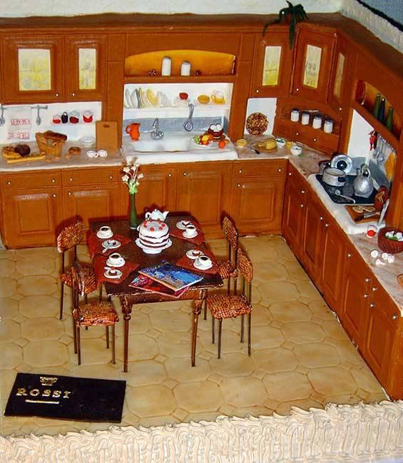 Cakes kitchen