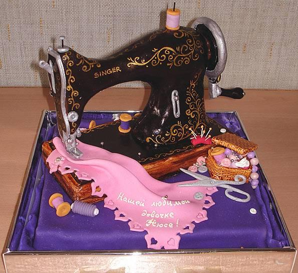 Cakes sew mach