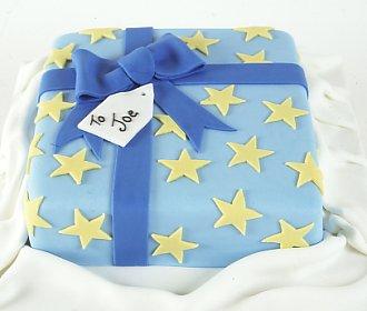 Cakes present