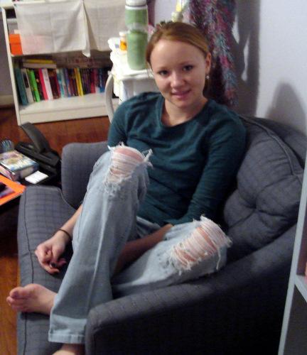 Alesia new chair