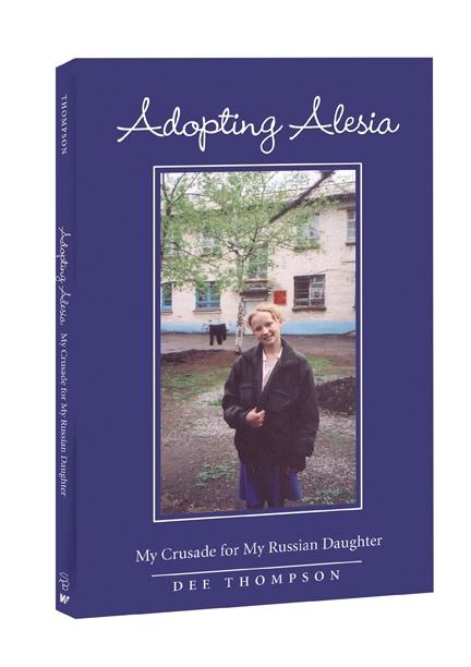 Photo Cover Adopting Alesia