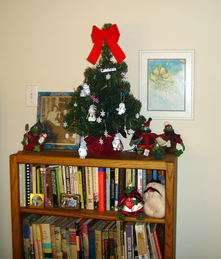Upstairs tree