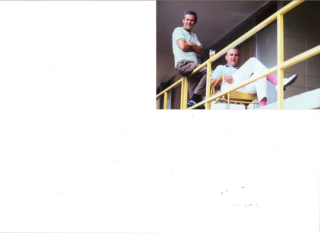 Tony and Bob 1970