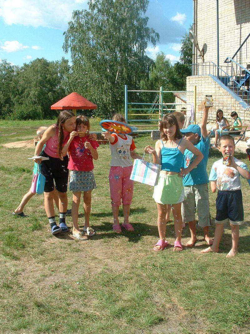 2005 camp Michael