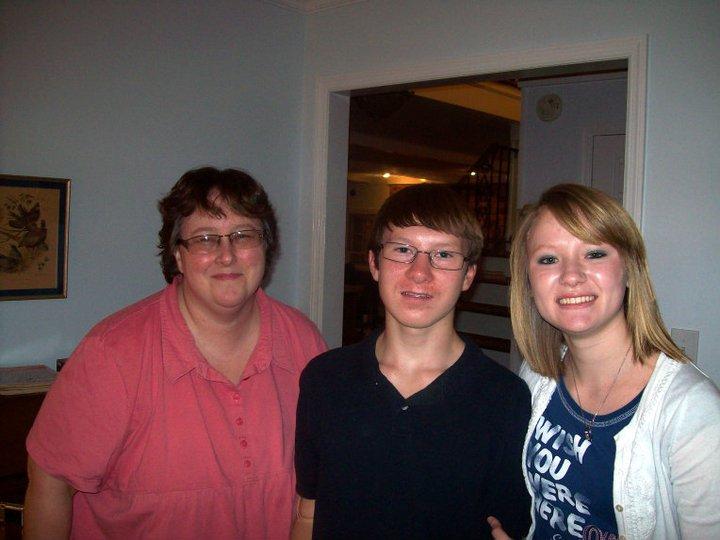 Three of Us Halloween 2010