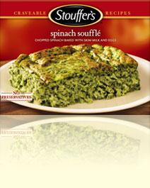 Souffers spinach