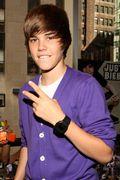 Bieber long hair