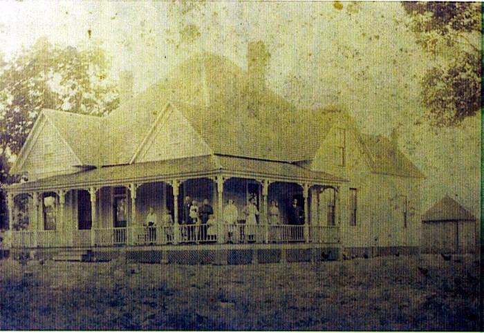 Hasty House, Chickamauga, Ga.