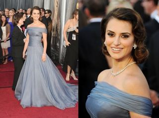 Penelope Cruz dress