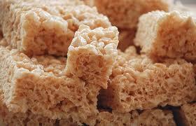 Rice krispy bars