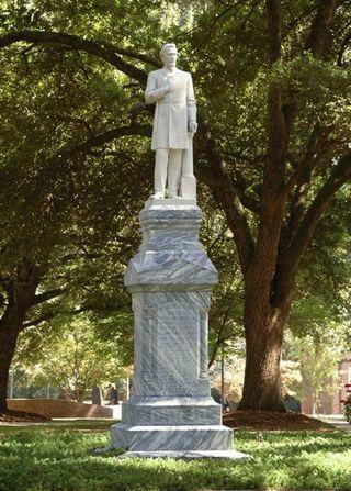 Erskine statue