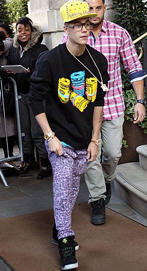 Bieber pants
