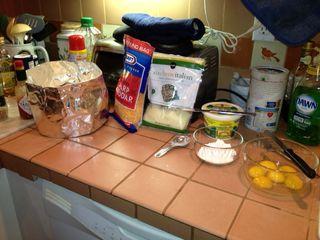 Souffle prep