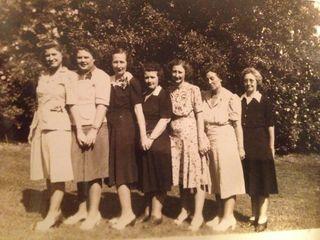 Sisters, 1940's