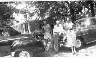 Thompson Cord Bobby cars