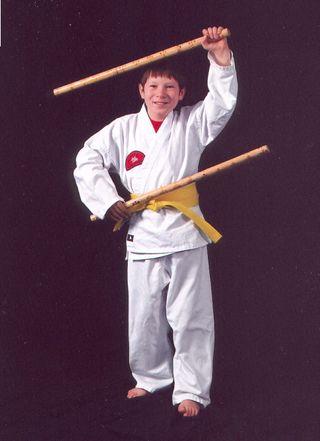 Mike karate 2008