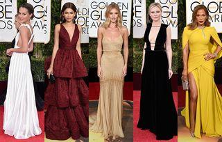 Globes dresses