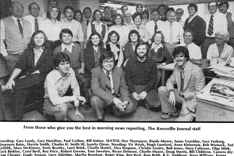 Knox Journal staff