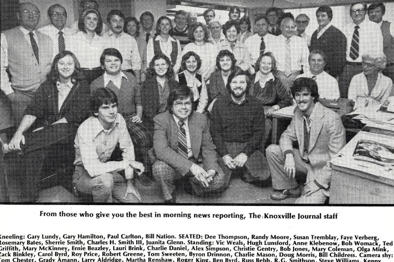 Knox Journal staff