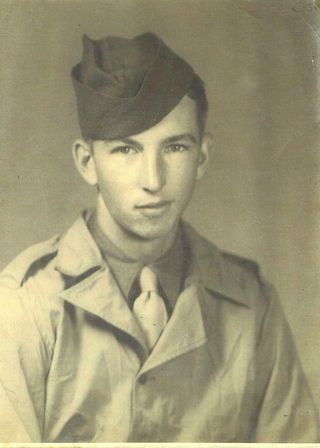 Lewis in WWII