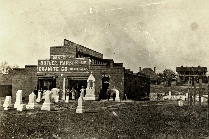 Butler Marble