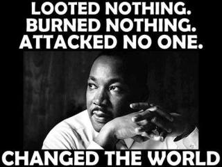 MLK wuote