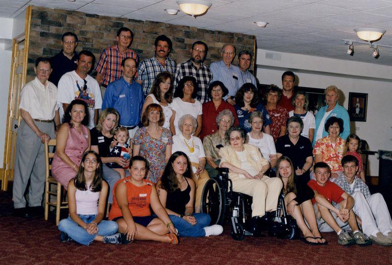 Butler Reunion 2000