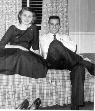 Elva Tony Dec 1956