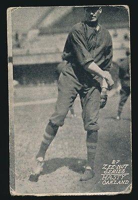 1927 zeenut card