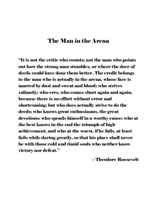 Arena quote