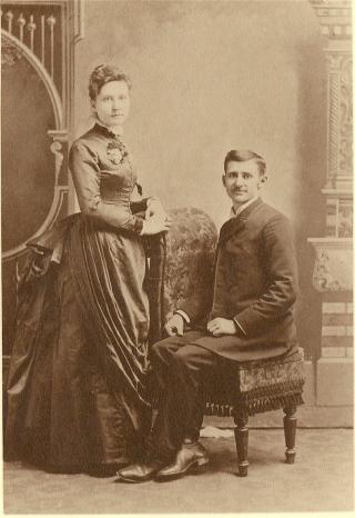 Granny Butler wedding photo