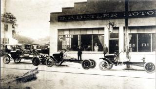 Butler motors