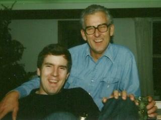 Dad Bruce 1985
